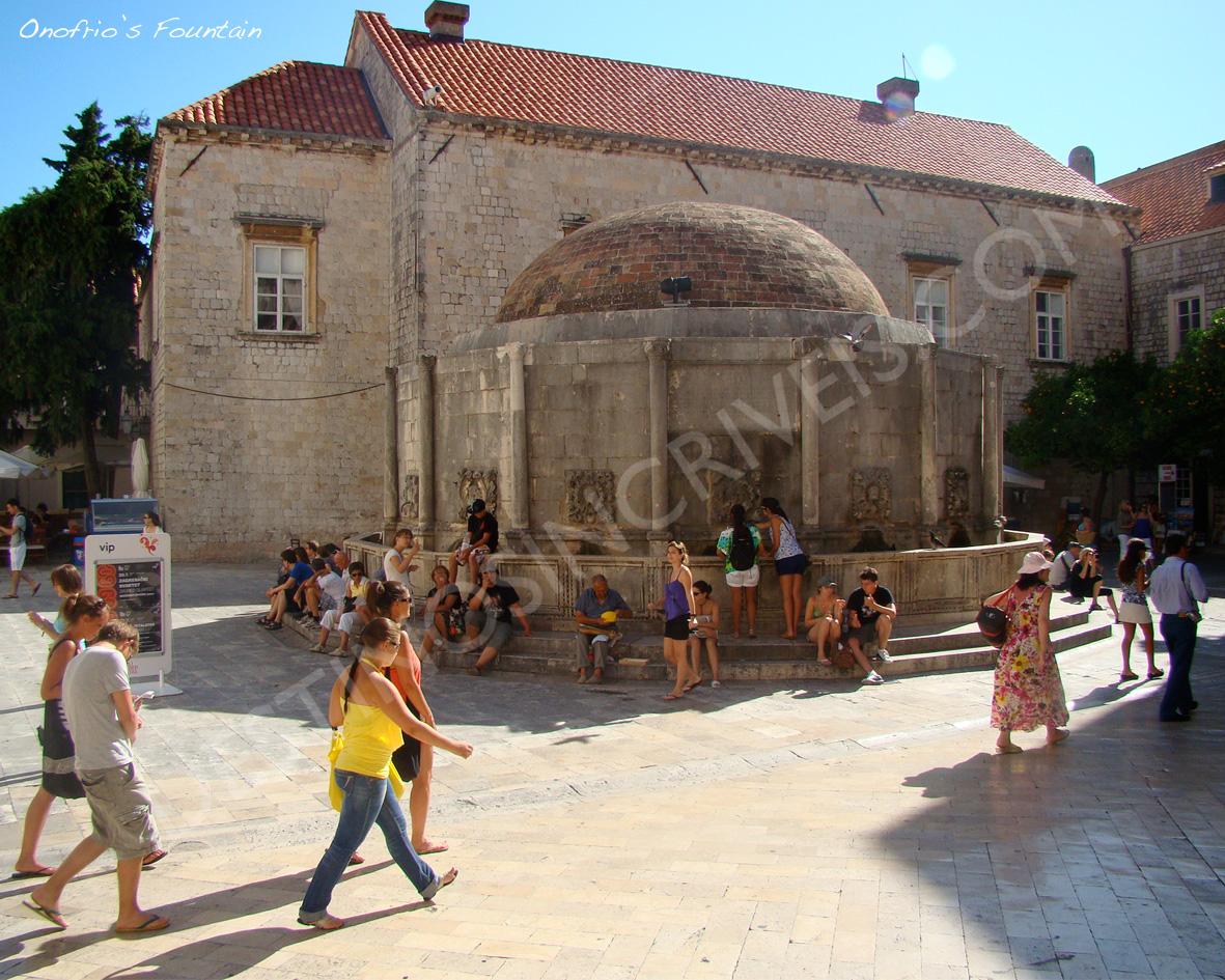 Onofrios_Dubrovnik