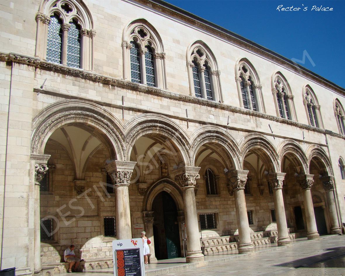 Rector Palace_Dubrovnik