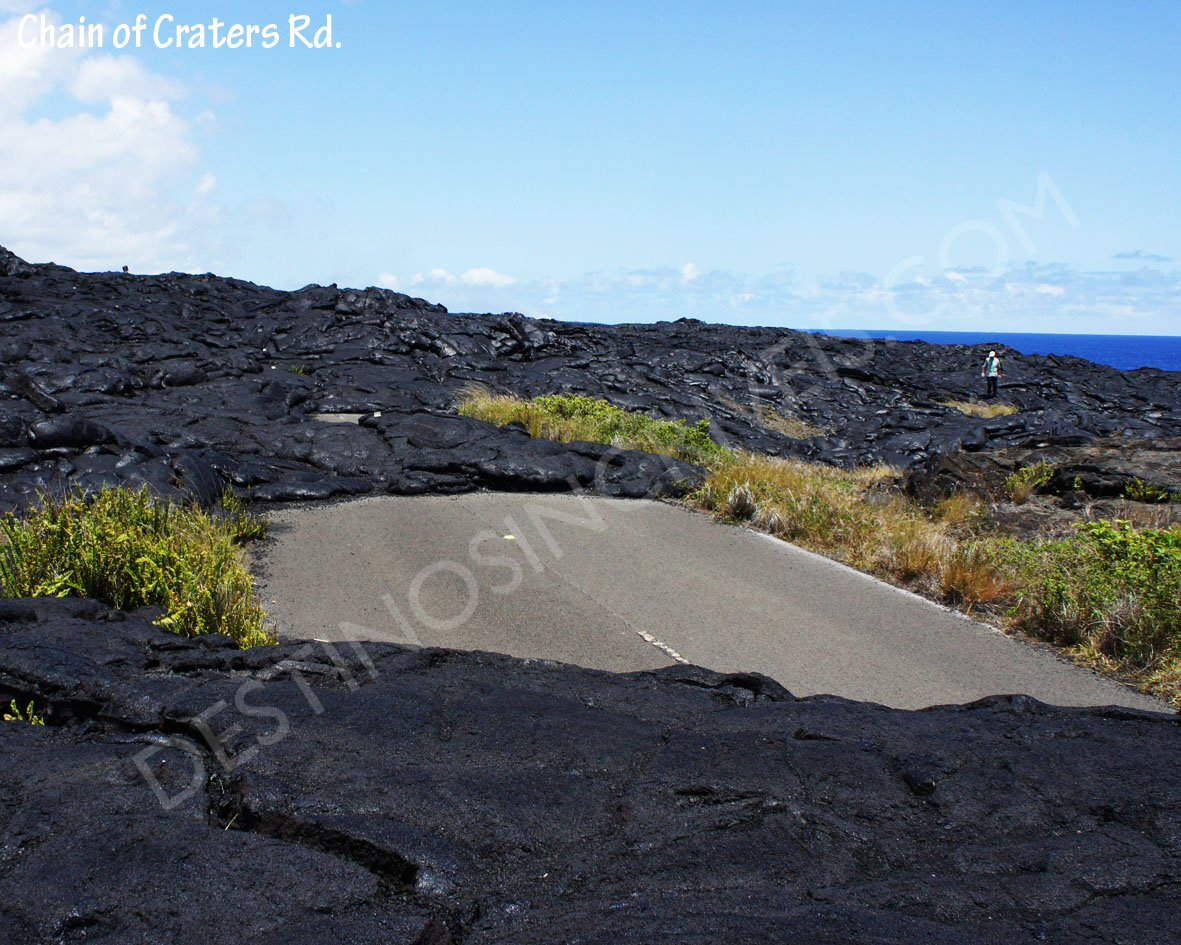 Chain of Craters Rd2